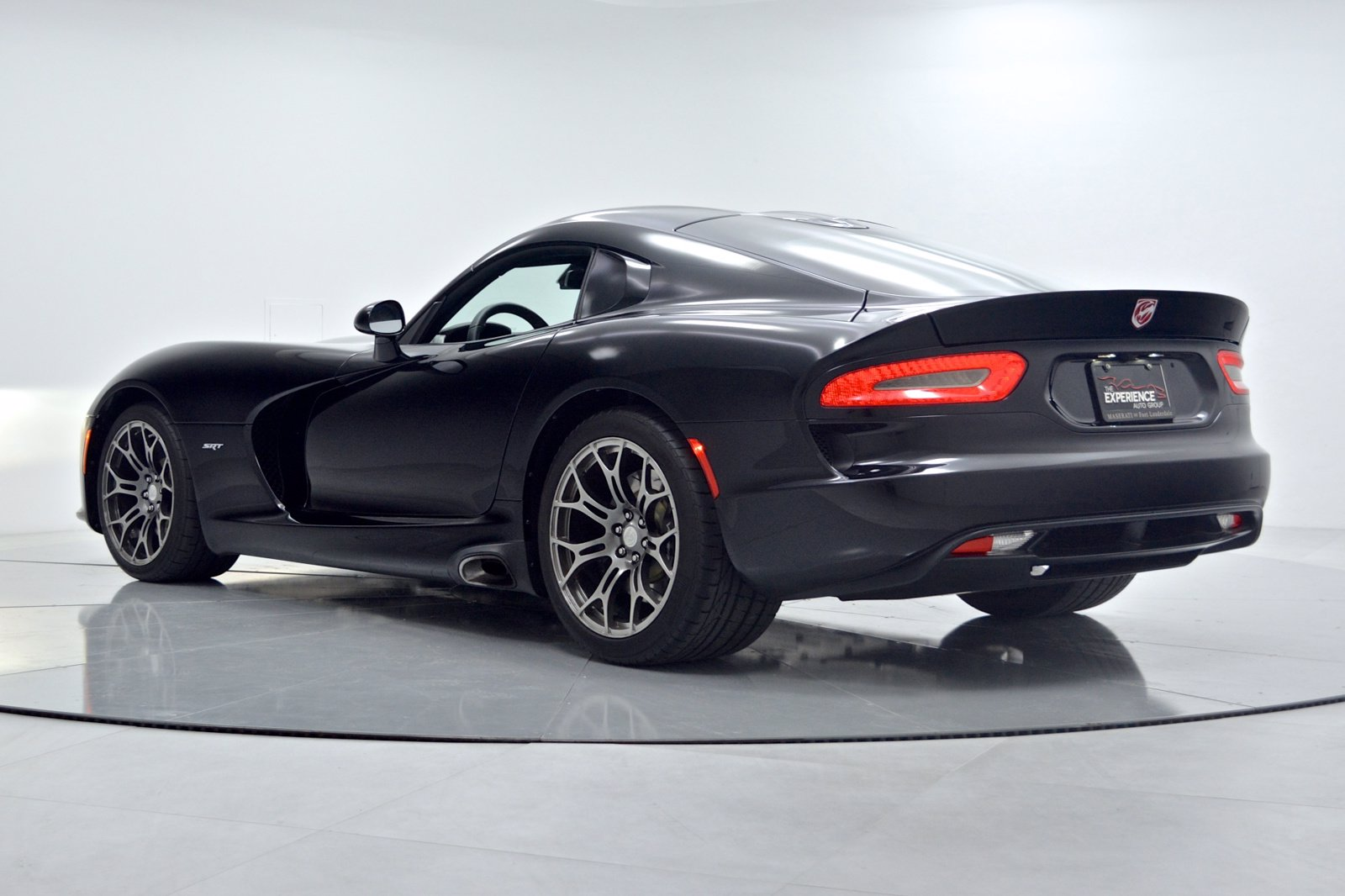 Pre-Owned 2013 Dodge SRT Viper SRT
