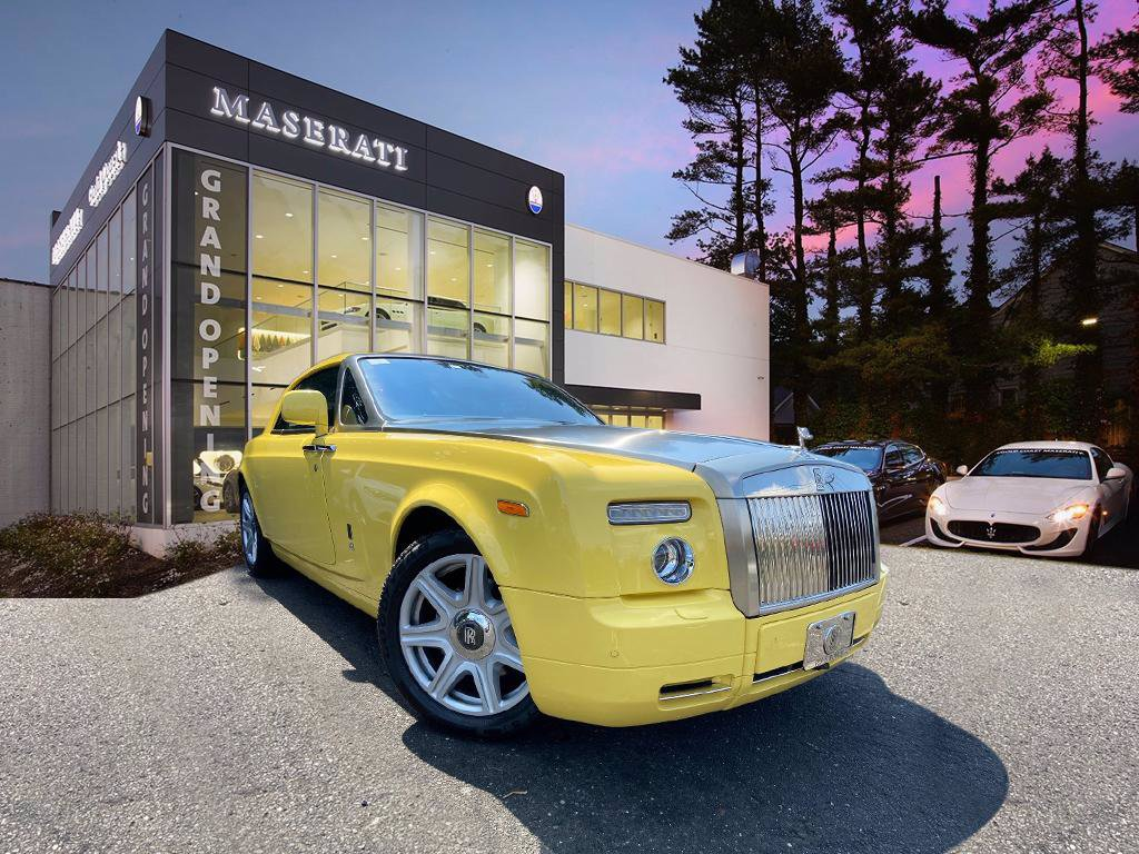 Pre-Owned 2010 Rolls-Royce Phantom Coupe