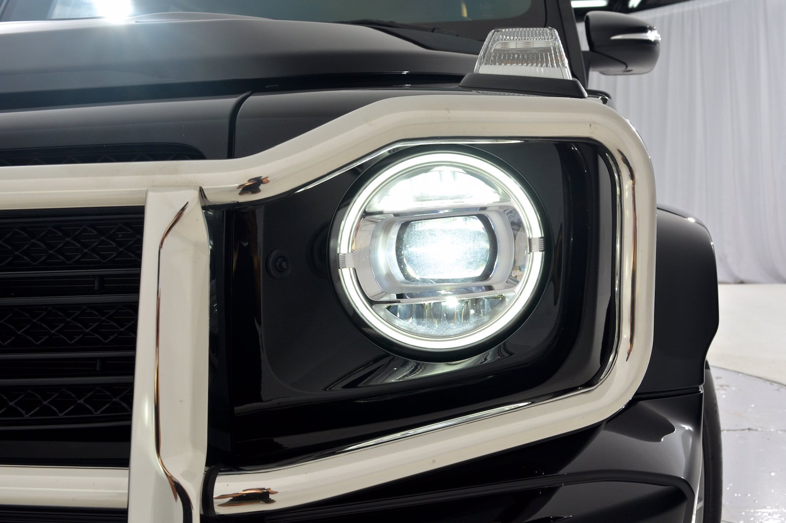 Pre-Owned 2019 Mercedes-Benz G-Class G 550