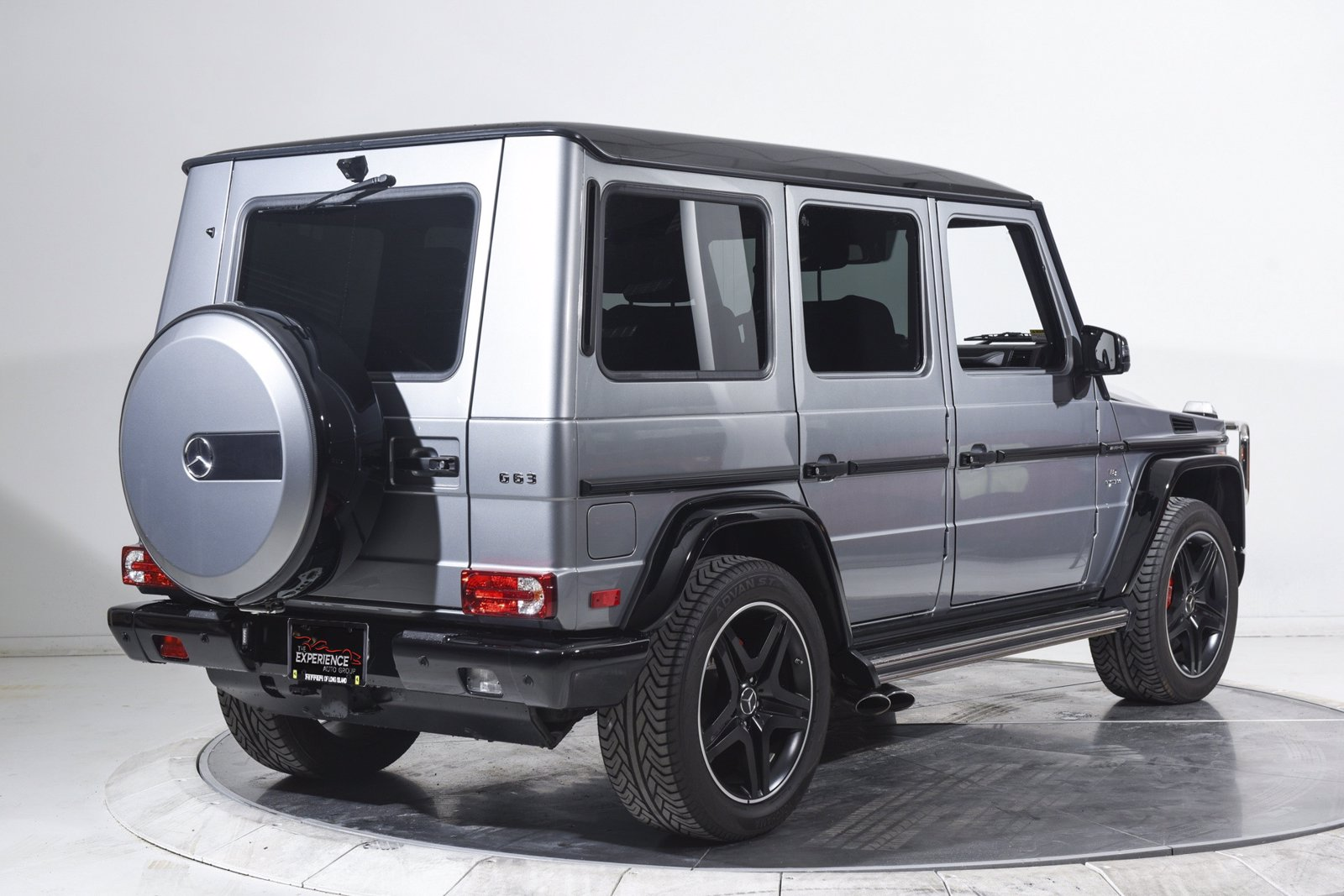 Pre-Owned 2017 Mercedes-Benz G-Class AMG® G 63
