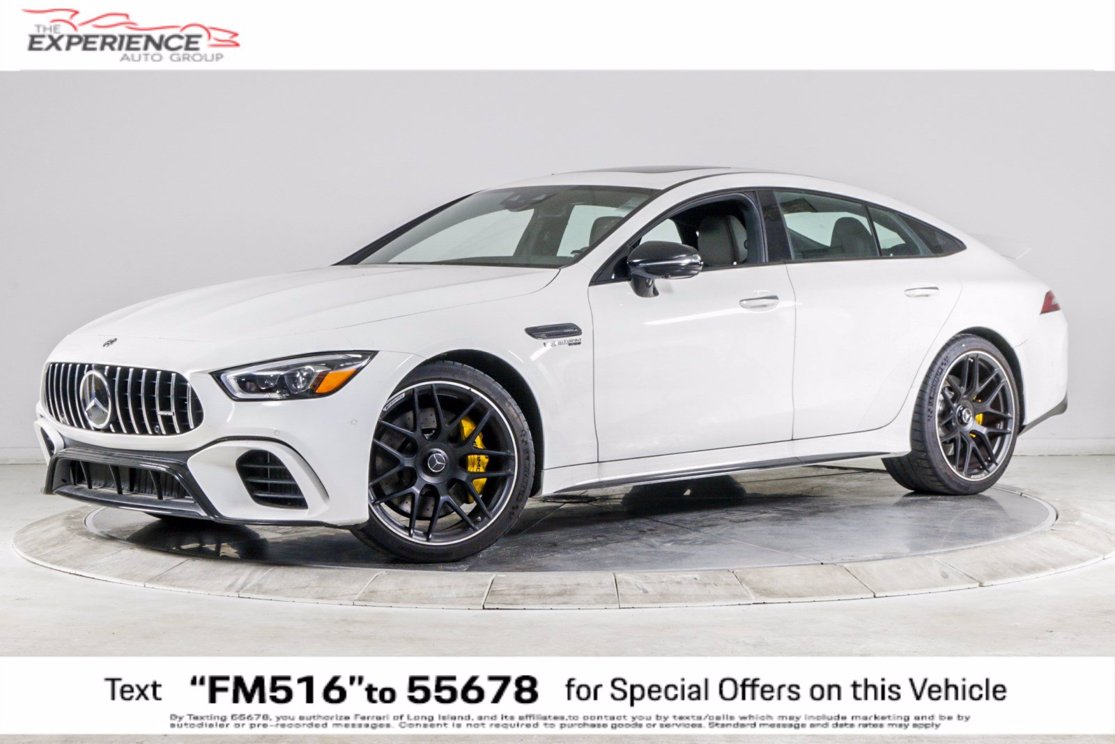 Pre-Owned 2019 Mercedes-Benz AMG® GT AMG® GT 63