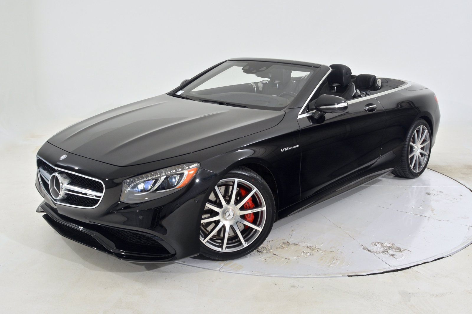 Pre-Owned 2017 Mercedes-Benz S-Class AMG® S 65