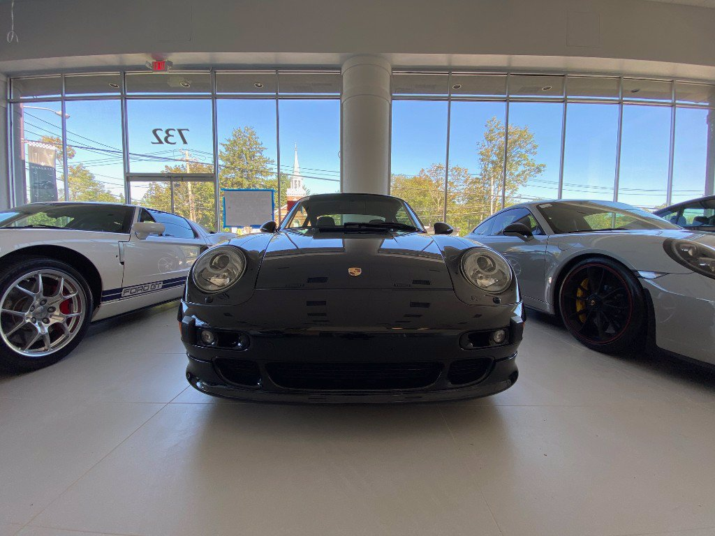 Pre-Owned 1997 Porsche 911 Turbo S