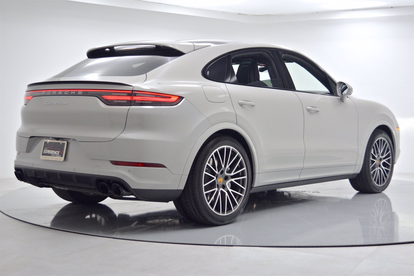Pre-Owned 2020 Porsche Cayenne Turbo Coupe