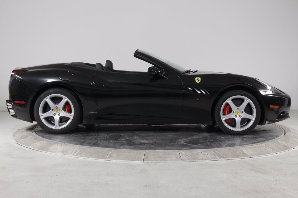 Certified Pre-Owned 2010 Ferrari CALIFORNIA