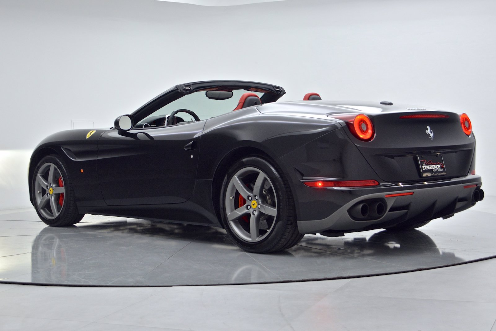 Certified Pre-Owned 2017 Ferrari CALIFORNIA T
