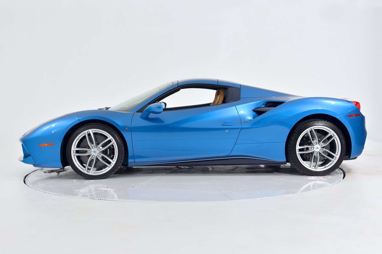 Certified Pre-Owned 2019 Ferrari 488 SPIDER